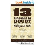 Just a reminder – 13 Reasons to Doubt