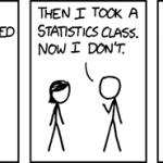 Correlation causation comic
