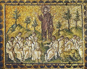6th century view of Christ