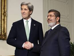 Time to stop shaking that dirty hand, Mr Kerry.