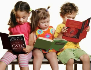atheist kids