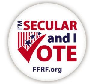 secular voter