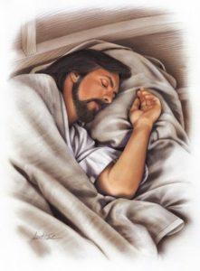 Let a Sleeping God lie