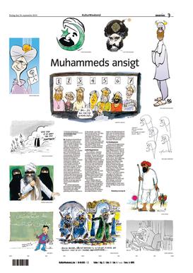 Jyllands-Posten-pg3-article-in-Sept-30-2005-edition-of-KulturWeekend-entitled-Muhammeds-ansigt