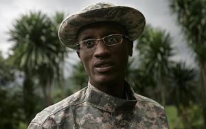 Laurent Nkunda, Tutsi Rebel leader