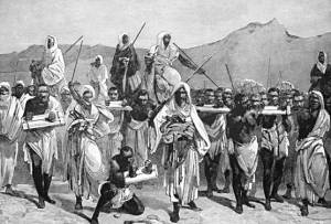 Arab slavers in the nineteenth century