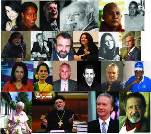 Islamophobes: the world's most diverse bigots