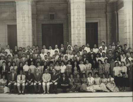 Cairo University, Women's Class 1959