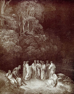 The Virtuous pagans