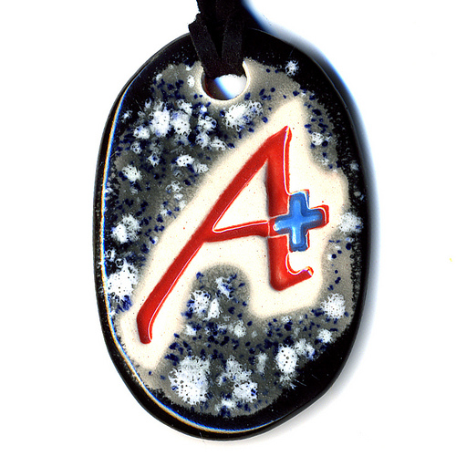 Atheism Plus Pendant by Surly Amy