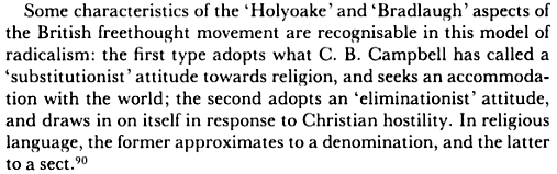 Radicals, Secularists, and Republicans pg 120