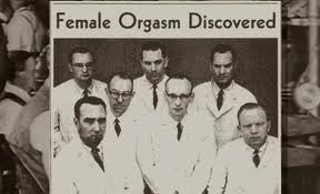 Female orgasm discovered: Baltimore, MD -- Scientists at Johns Hopkins University Medical School announced Monday that they have discovered what may be a sexual reflex in women: the mythical, long-rumored female orgasm.