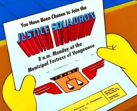 Justice Squadron