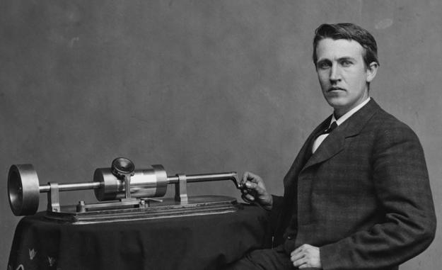 Young Edison