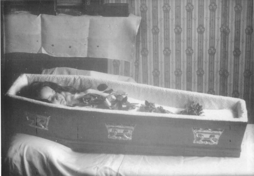 Myths Of Victorian Post Mortem Photography Incredulous