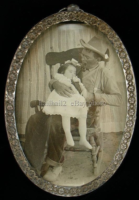 Myths of Victorian Post-Mortem Photography - Incredulous