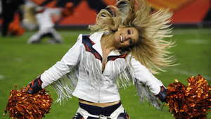 NFL Cheerleader Hair Flying 27 NFL Galleries