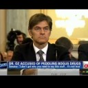 Dr. Oz Gets Taken to Task by Congress and Comedians