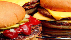 FAST FOOD FOR BODYBUILDERS