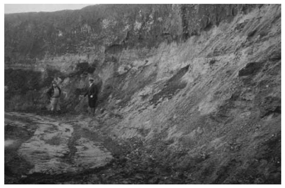 Holloman Gravel Pit