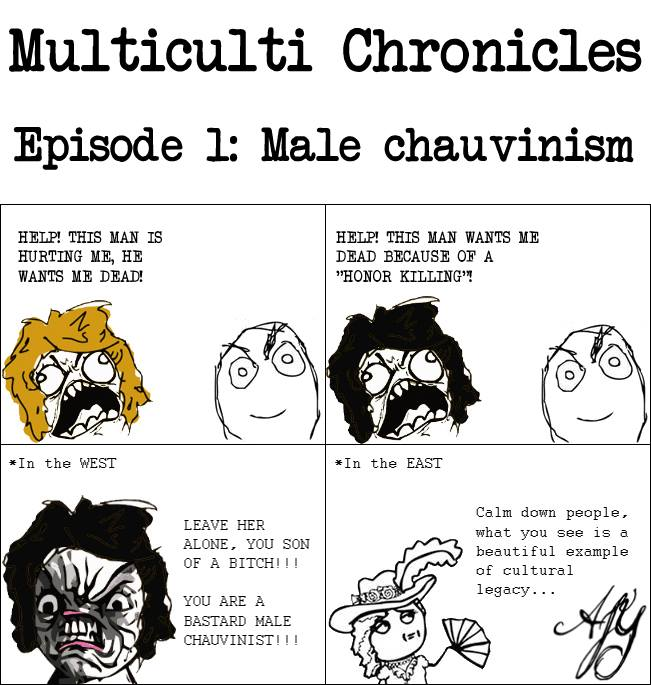 Multiculti Chronicles Debunking The Cultural Relativism Fallacy