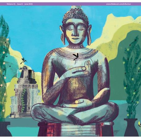 lancet-buddha