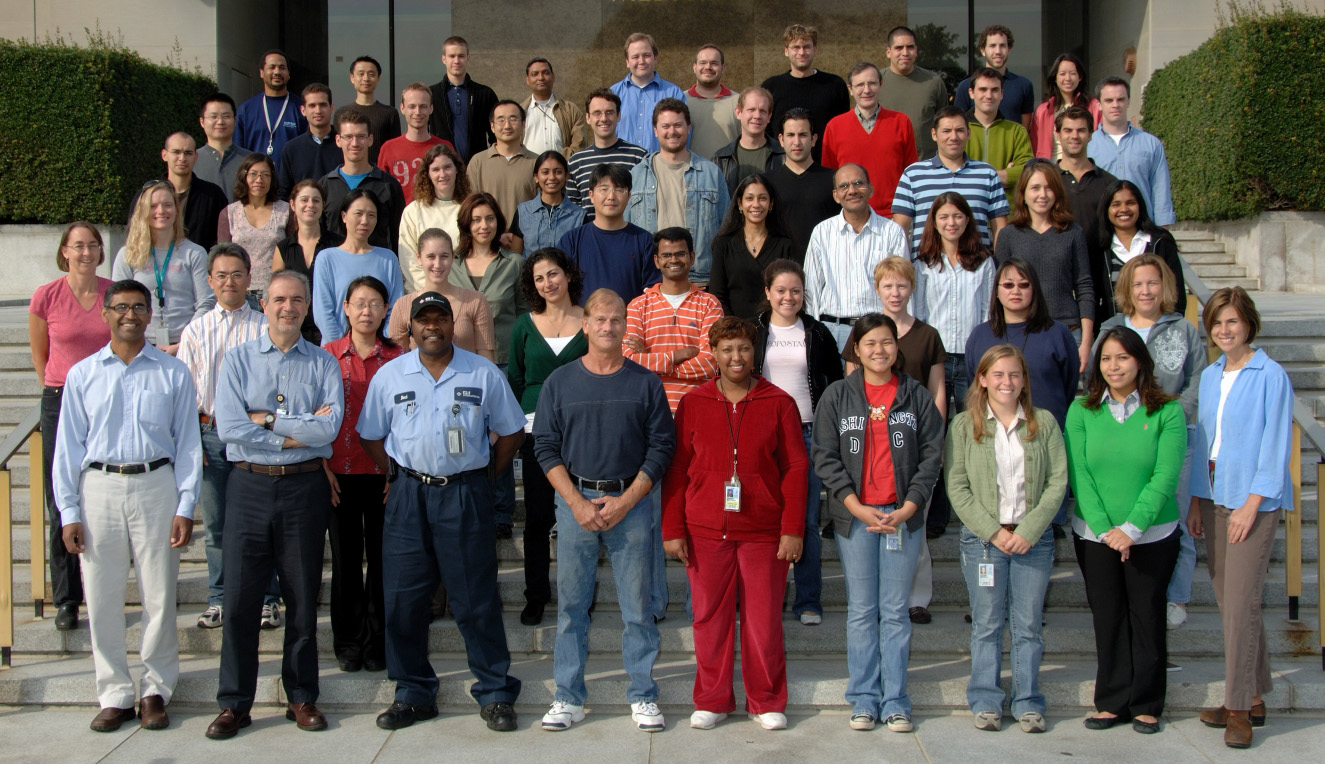 Members of the Cell Biology and Metabolism Program: National Institutes of Health http://cbmp.nichd.nih.gov/