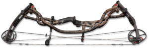 Carbon Fiber Compound Bow via http://www.hoyt.com/