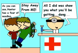 HS CS flu cartoon