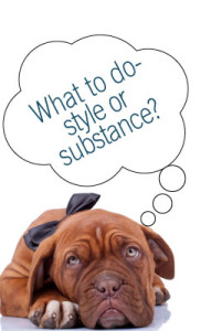 style-substance
