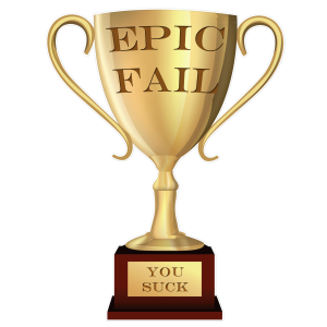 Failure Trophy (1)