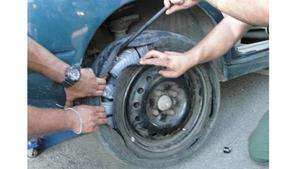 PD: Man arrested for trying to smuggle marijuana inside tires