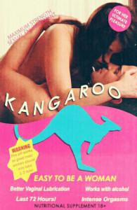 Kangaroo for women