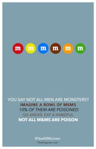 irrational bowl of m&ms meme