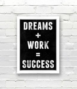 Dreams work success