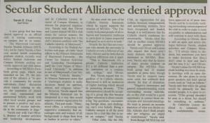 Marywood University Wood Word article