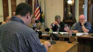 """Man Objects To Prayers Before City Council Meetings"" c/o WNEP TV-16"