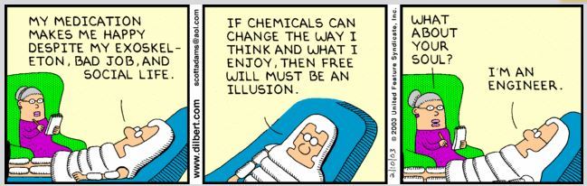 free will is an illusion Among academic subjects outside of philosophy however dubious it may seem, i  argue that free will is merely an illusion albeit, a necessary and useful illusion.